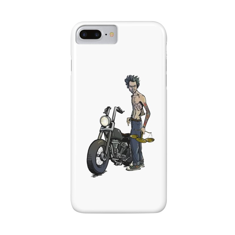 Four Riders: Famine Accessories Phone Case by Cory Kerr's Artist Shop (see more at corykerr.com)