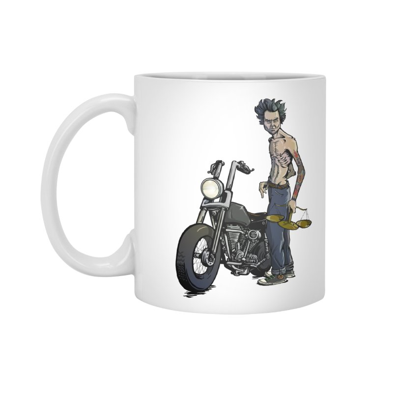 Four Riders: Famine Accessories Mug by Cory Kerr's Artist Shop (see more at corykerr.com)