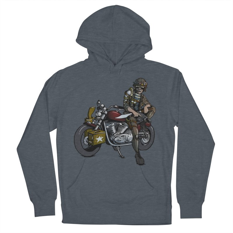Four Riders: War Women's Pullover Hoody by Cory Kerr's Artist Shop (see more at corykerr.com)