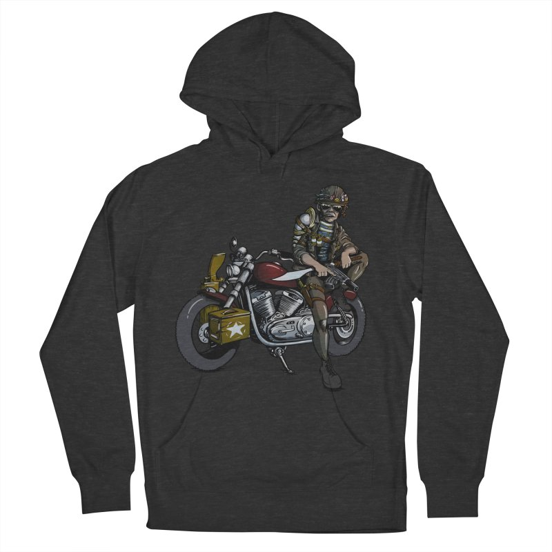 Four Riders: War Men's Pullover Hoody by Cory Kerr's Artist Shop (see more at corykerr.com)