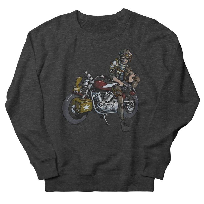 Four Riders: War Women's Sweatshirt by Cory Kerr's Artist Shop (see more at corykerr.com)