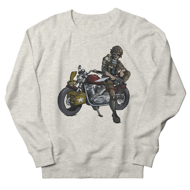 Four Riders: War Women's Sweatshirt by Cory Kerr's Artist Shop (see more at corykerr.com)