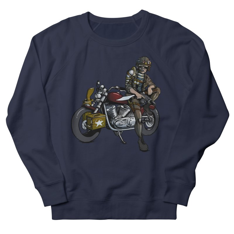 Four Riders: War Men's Sweatshirt by Cory Kerr's Artist Shop (see more at corykerr.com)