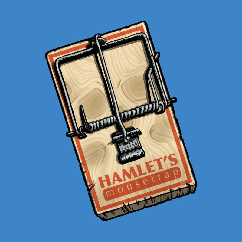 Hamlet's Mousetrap by Cory Kerr's Artist Shop (see more at corykerr.com)