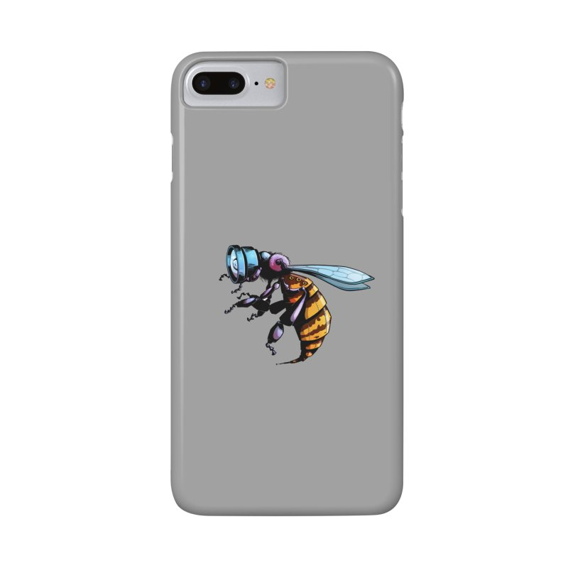 Surveillance Bug: Camera Accessories Phone Case by Cory Kerr's Artist Shop (see more at corykerr.com)