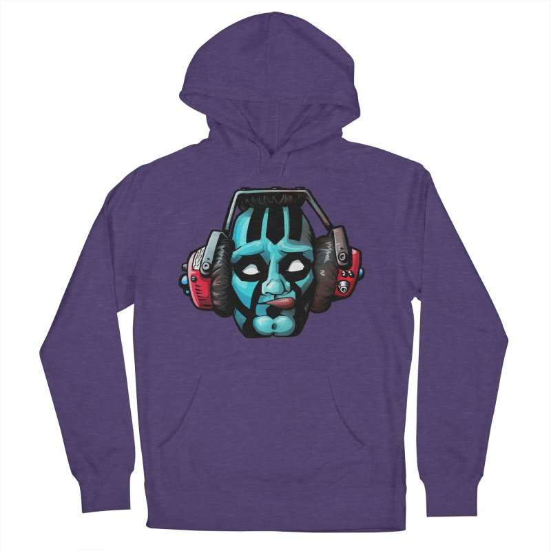 Zombie Metalhead  Women's Pullover Hoody by Cory Kerr's Artist Shop (see more at corykerr.com)