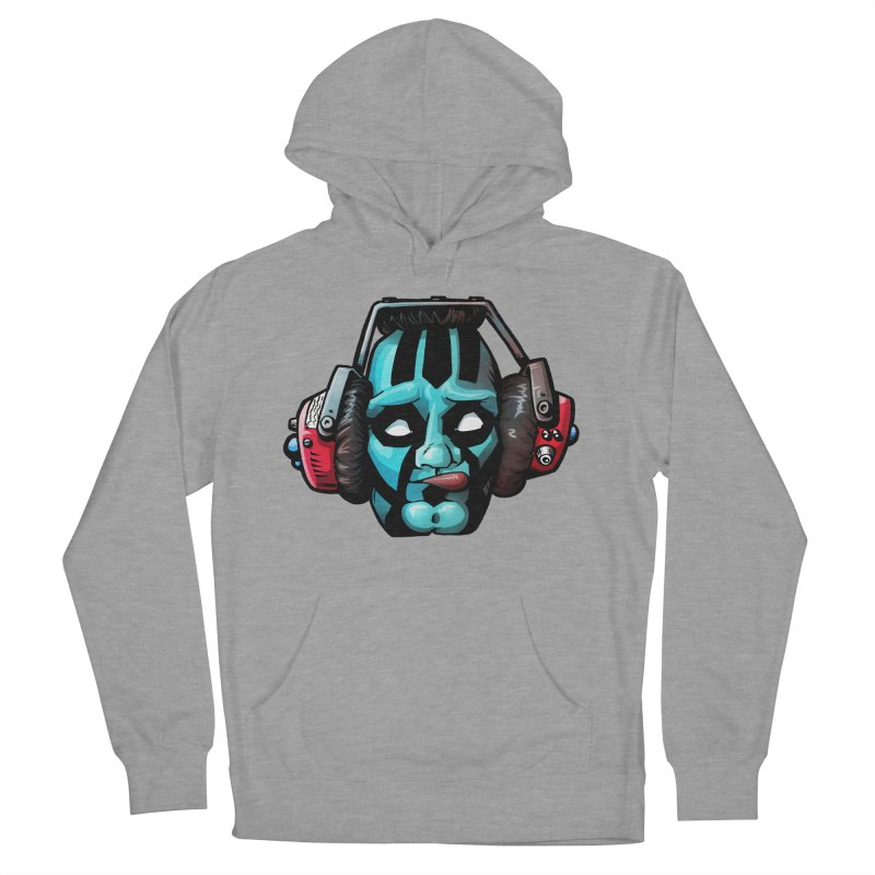 Zombie Metalhead  Men's Pullover Hoody by Cory Kerr's Artist Shop (see more at corykerr.com)