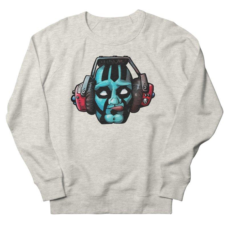 Zombie Metalhead  Women's Sweatshirt by Cory Kerr's Artist Shop (see more at corykerr.com)
