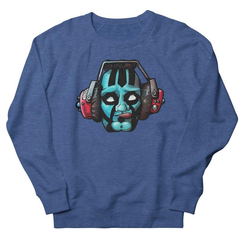 Zombie Metalhead  Men's Sweatshirt by Cory Kerr's Artist Shop (see more at corykerr.com)