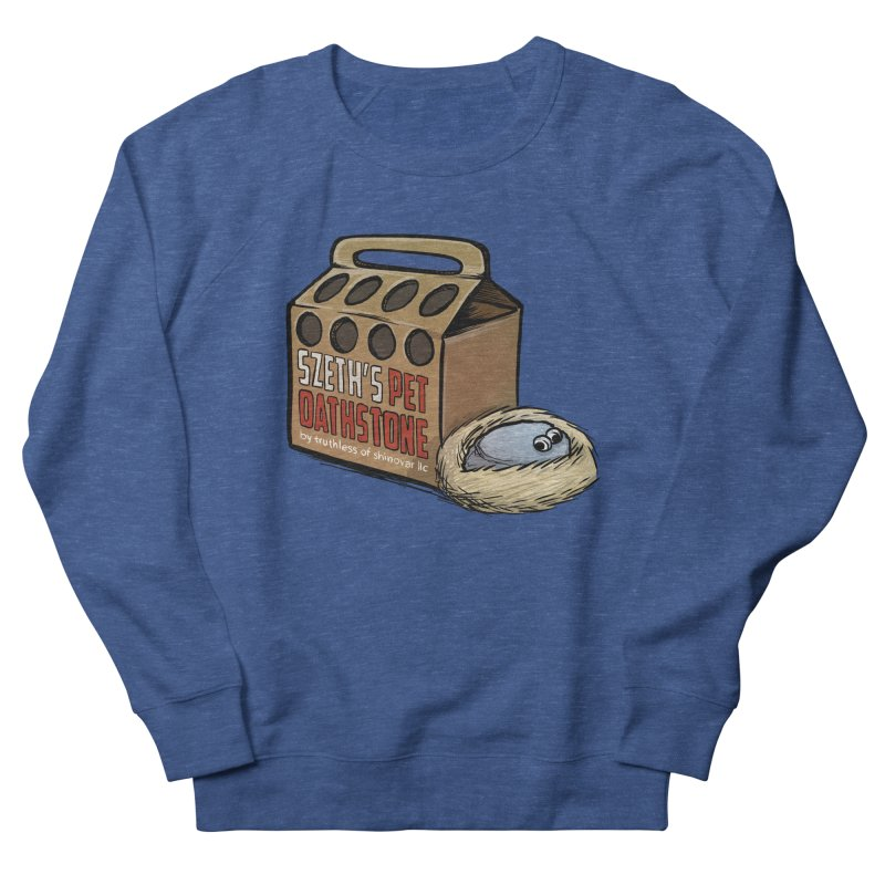 Zseth's Pet Oathstone Men's Sweatshirt by Cory Kerr's Artist Shop (see more at corykerr.com)
