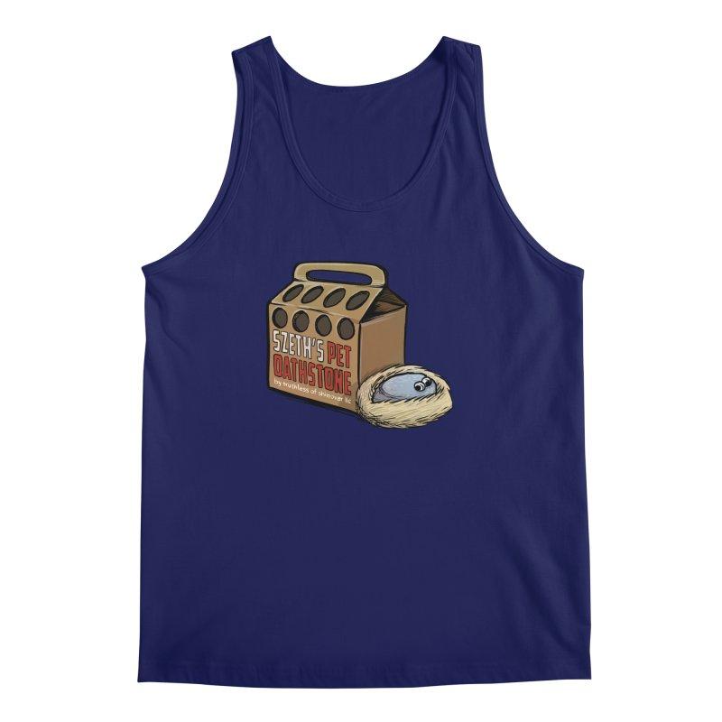Zseth's Pet Oathstone Men's Tank by Cory Kerr's Artist Shop (see more at corykerr.com)