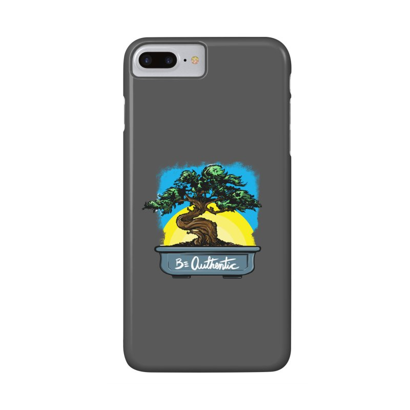 Bonsai: Be Authentic Accessories Phone Case by Cory Kerr's Artist Shop (see more at corykerr.com)