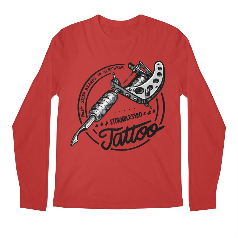 Stormblessed Tattoo Shop: best shash brand in alethkar Men's Longsleeve T-Shirt by Cory Kerr's Artist Shop (see more at corykerr.com)