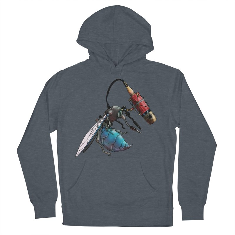 Sweep for Bugs Women's Pullover Hoody by Cory Kerr's Artist Shop (see more at corykerr.com)