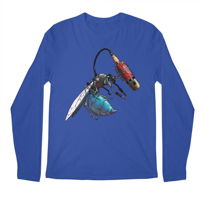 Sweep for Bugs Men's Longsleeve T-Shirt by Cory Kerr's Artist Shop (see more at corykerr.com)