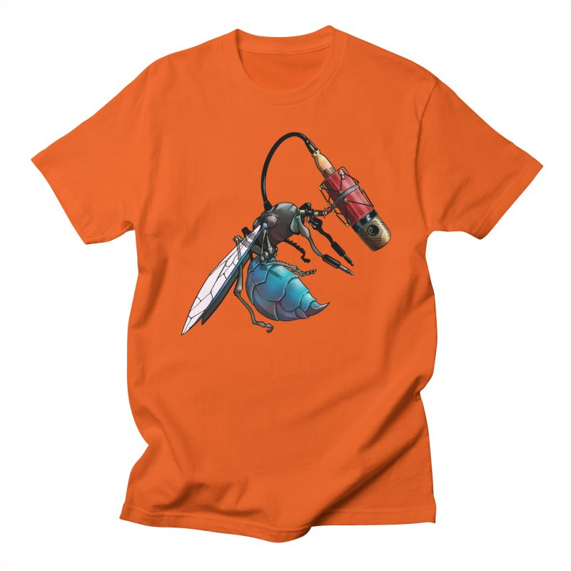 Sweep for Bugs Men's T-Shirt by Cory Kerr's Artist Shop (see more at corykerr.com)