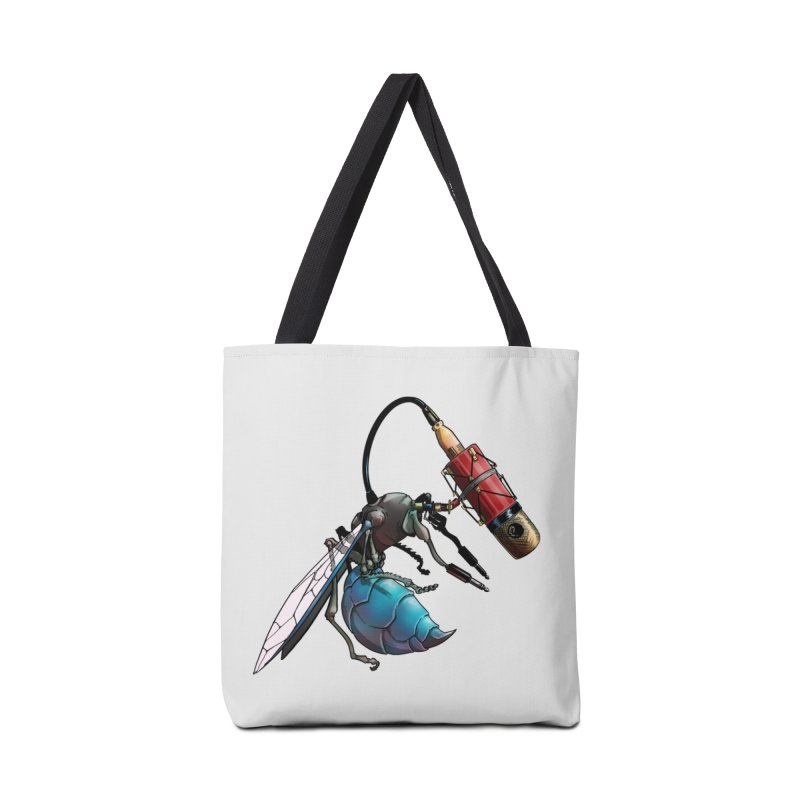 Sweep for Bugs Accessories Bag by Cory Kerr's Artist Shop (see more at corykerr.com)