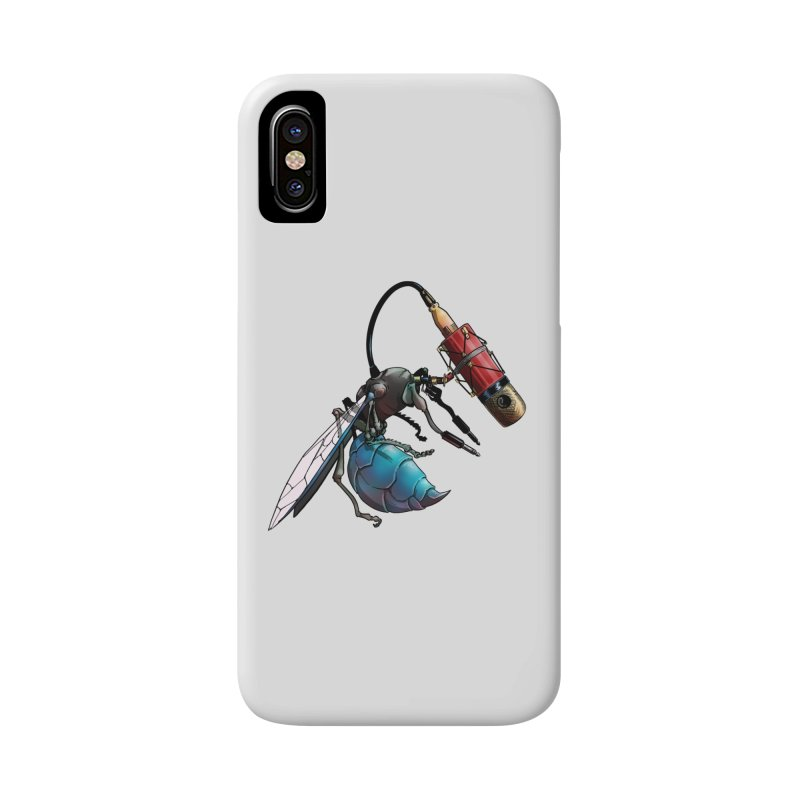 Sweep for Bugs Accessories Phone Case by Cory Kerr's Artist Shop (see more at corykerr.com)