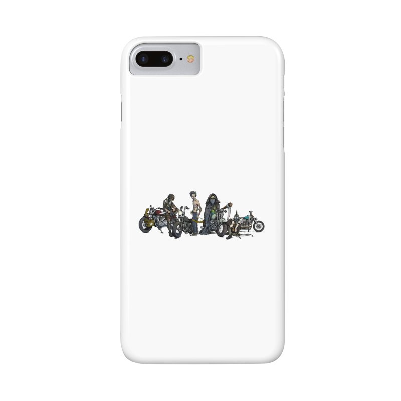 On Steel Horses... Accessories Phone Case by Cory Kerr's Artist Shop (see more at corykerr.com)