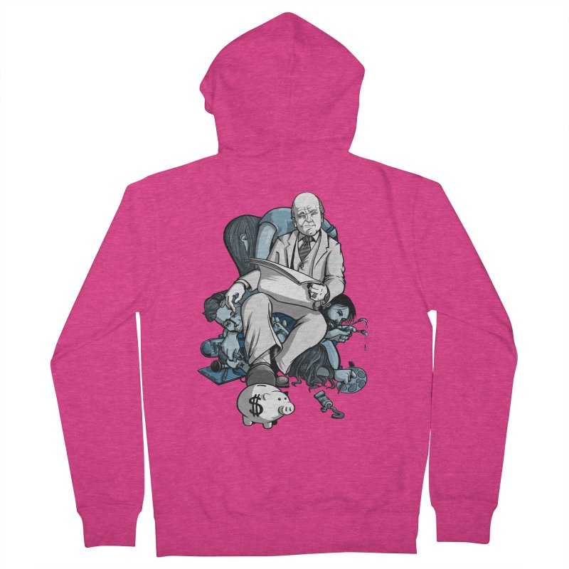 muted: Benefits of Exposure Women's Zip-Up Hoody by Cory Kerr's Artist Shop (see more at corykerr.com)