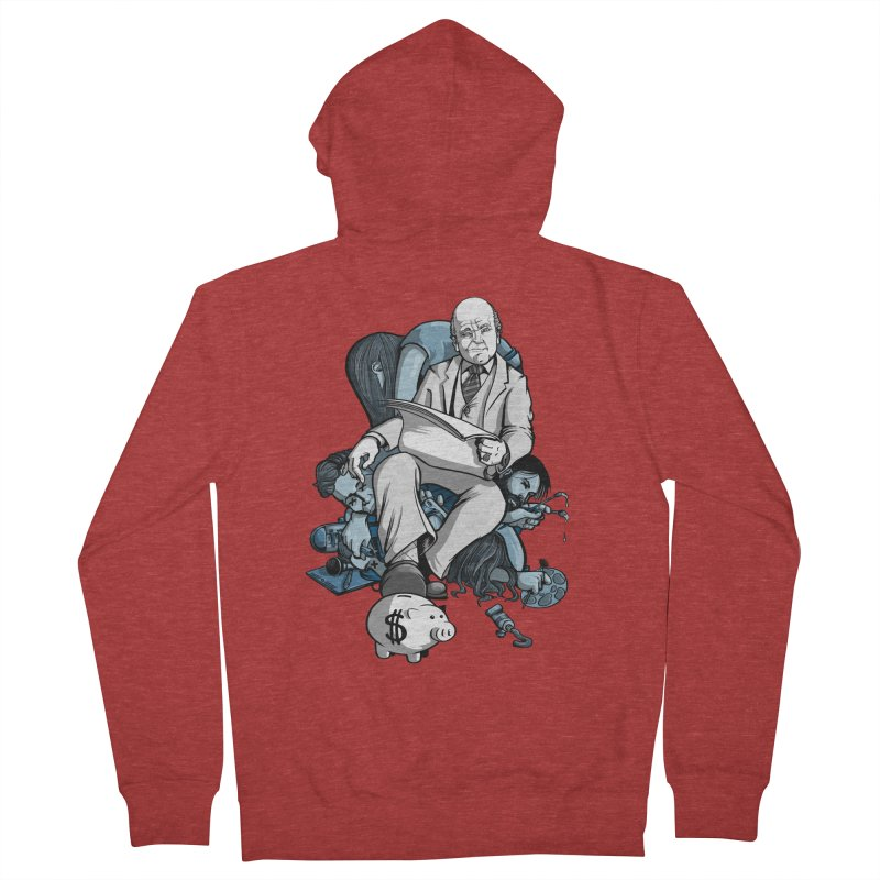 muted: Benefits of Exposure Men's Zip-Up Hoody by Cory Kerr's Artist Shop (see more at corykerr.com)