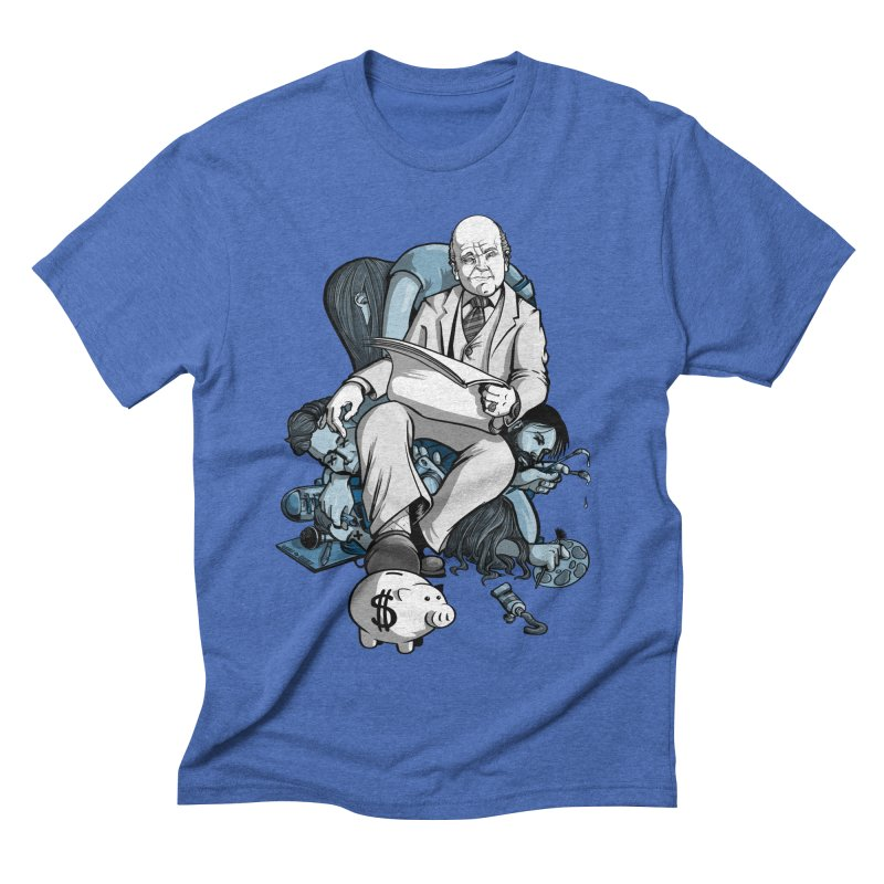 muted: Benefits of Exposure Men's Triblend T-shirt by Cory Kerr's Artist Shop (see more at corykerr.com)