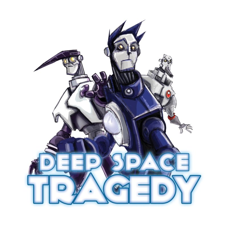 Deep Space Tragedy Logo by Cosmic Times's Artist Shop