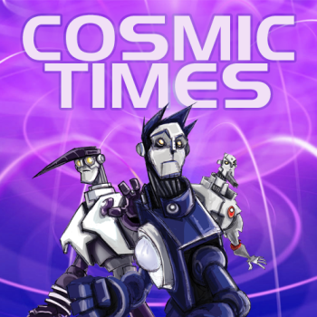Cosmic Times's Artist Shop Logo