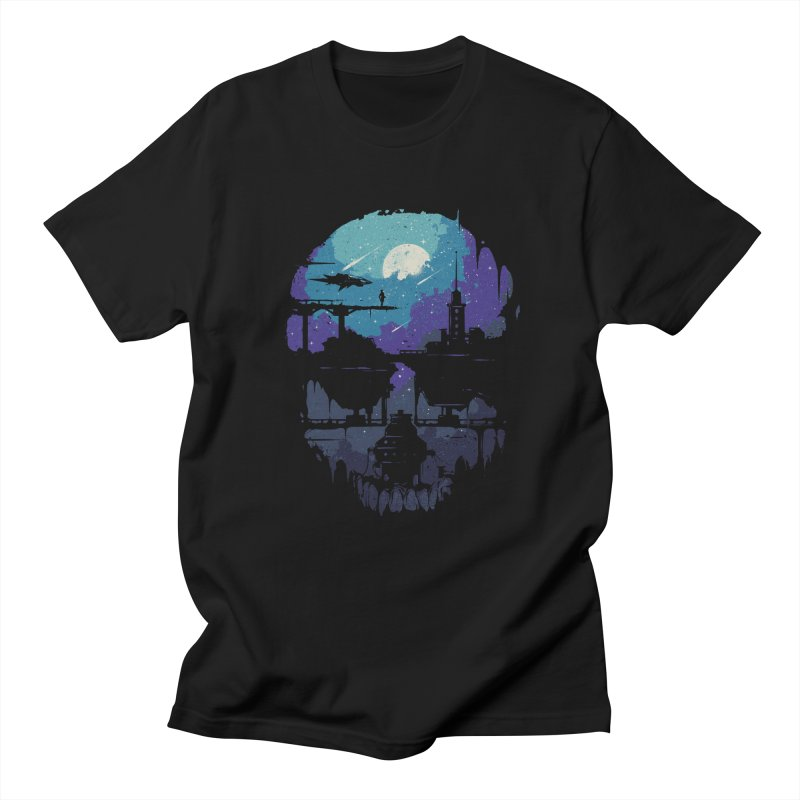 Echoes Men's T-shirt by Robson Borges