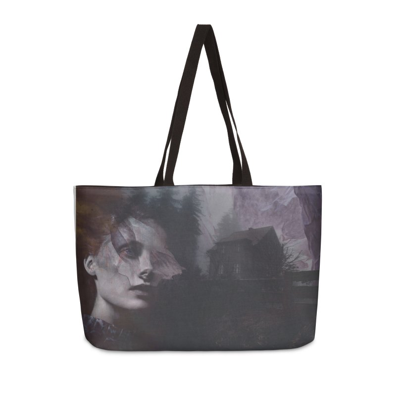 Ghost of Saturday Accessories Bag by George Ravenkult Cotronis