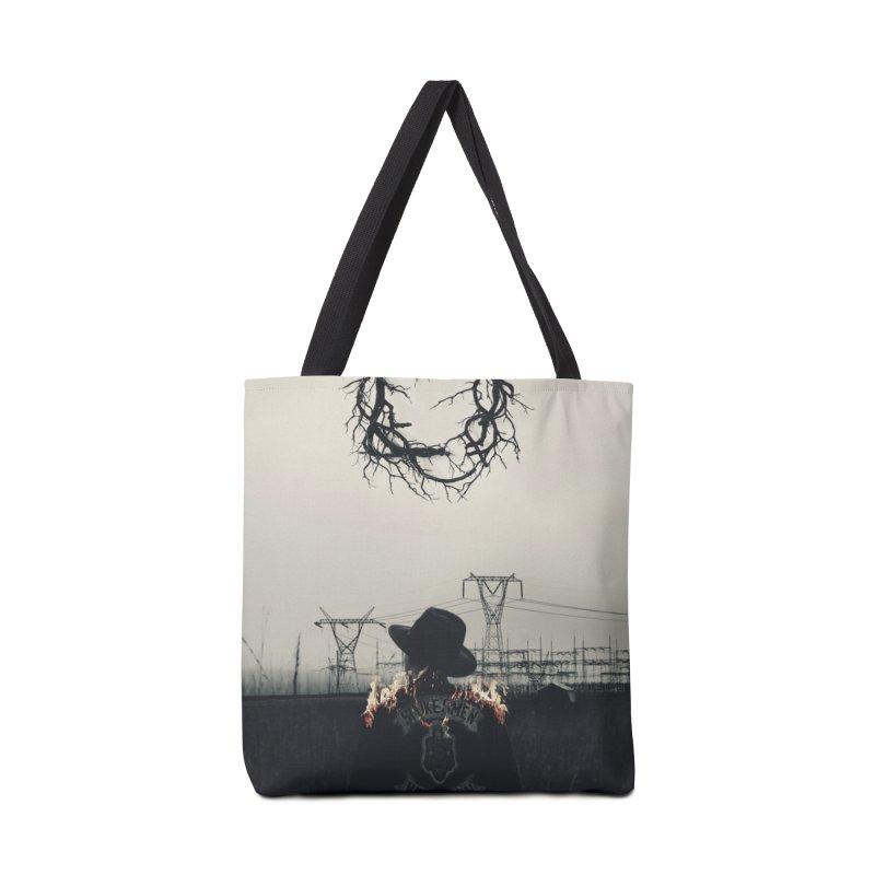 Voyager Accessories Tote Bag Bag by George Ravenkult Cotronis