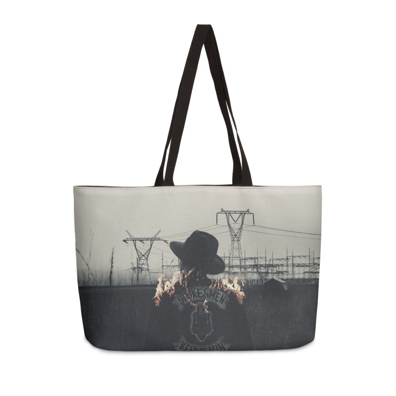 Voyager Accessories Weekender Bag Bag by George Ravenkult Cotronis