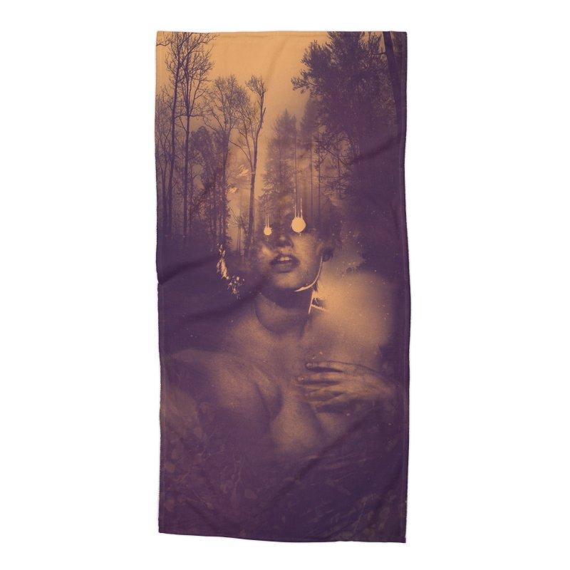 Dead + Rural Accessories Beach Towel by George Ravenkult Cotronis
