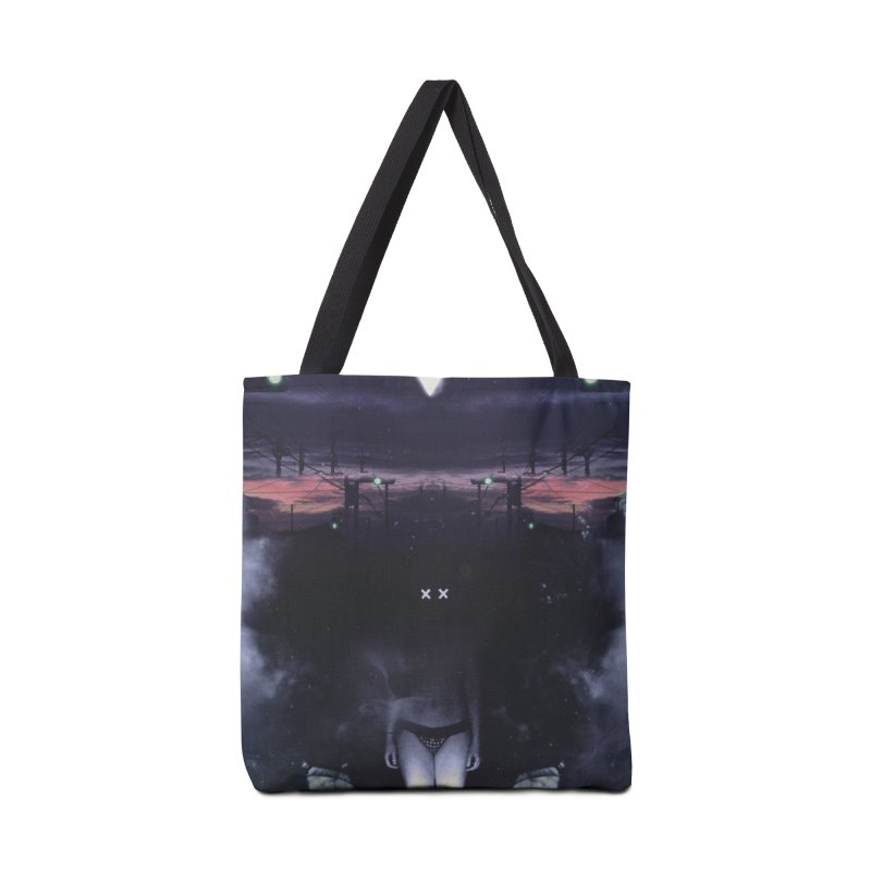 The XX Accessories Tote Bag Bag by George Ravenkult Cotronis