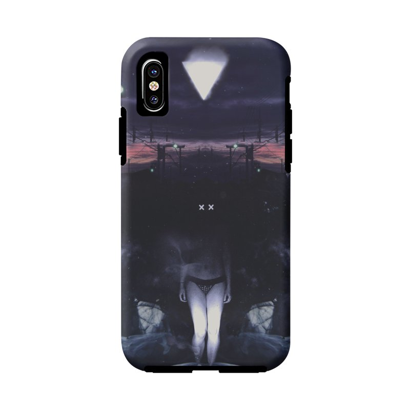 The XX Accessories Phone Case by George Ravenkult Cotronis