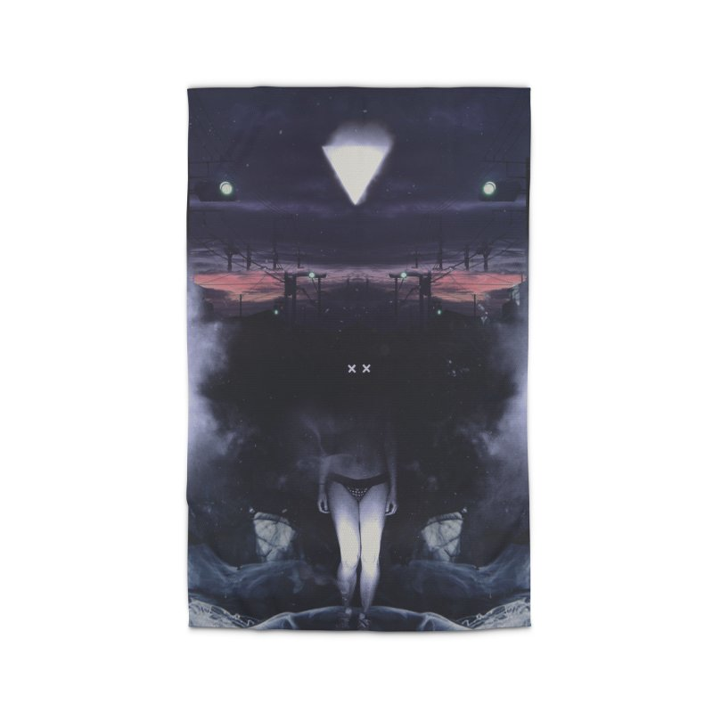 The XX Home Rug by George Ravenkult Cotronis