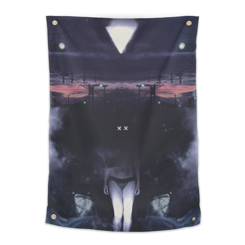 The XX Home Tapestry by George Ravenkult Cotronis