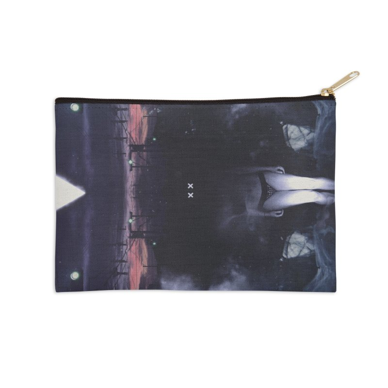 The XX Accessories Zip Pouch by George Ravenkult Cotronis