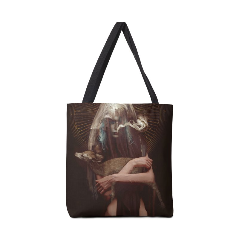 Dark Crystal Accessories Tote Bag Bag by George Ravenkult Cotronis
