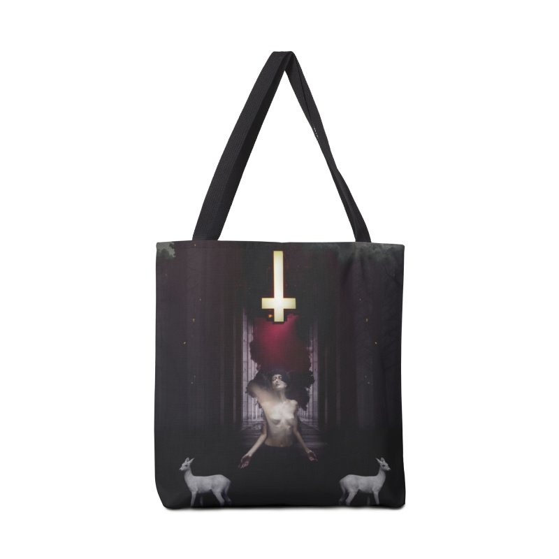 Maw Accessories Tote Bag Bag by George Ravenkult Cotronis