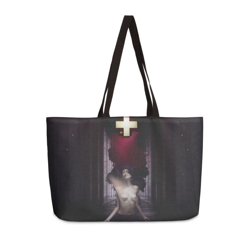 Maw Accessories Weekender Bag Bag by George Ravenkult Cotronis