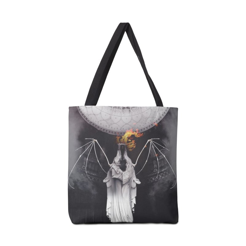 In the Wild Accessories Tote Bag Bag by George Ravenkult Cotronis