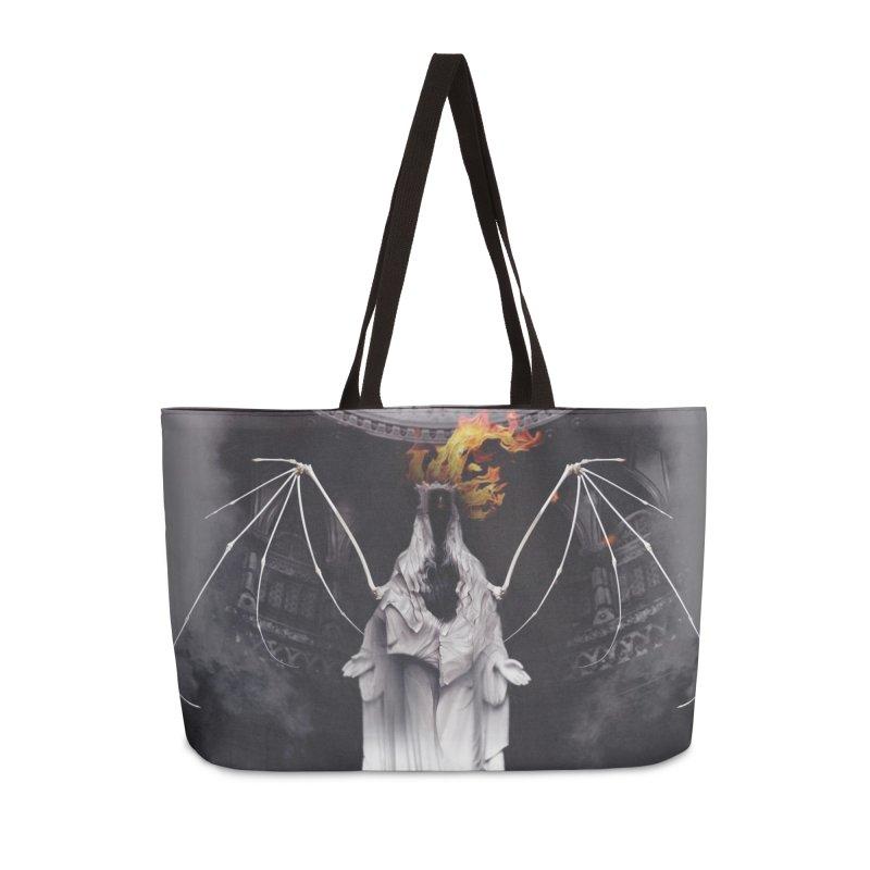 In the Wild Accessories Weekender Bag Bag by George Ravenkult Cotronis