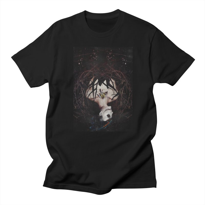 Aghast Men's T-Shirt by George Ravenkult Cotronis