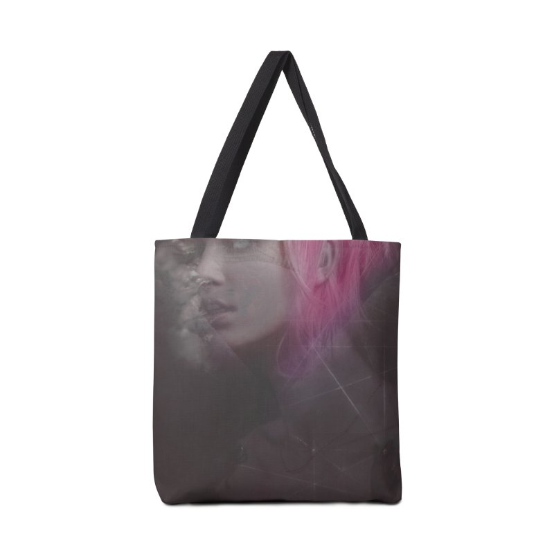 Missing Accessories Tote Bag Bag by George Ravenkult Cotronis
