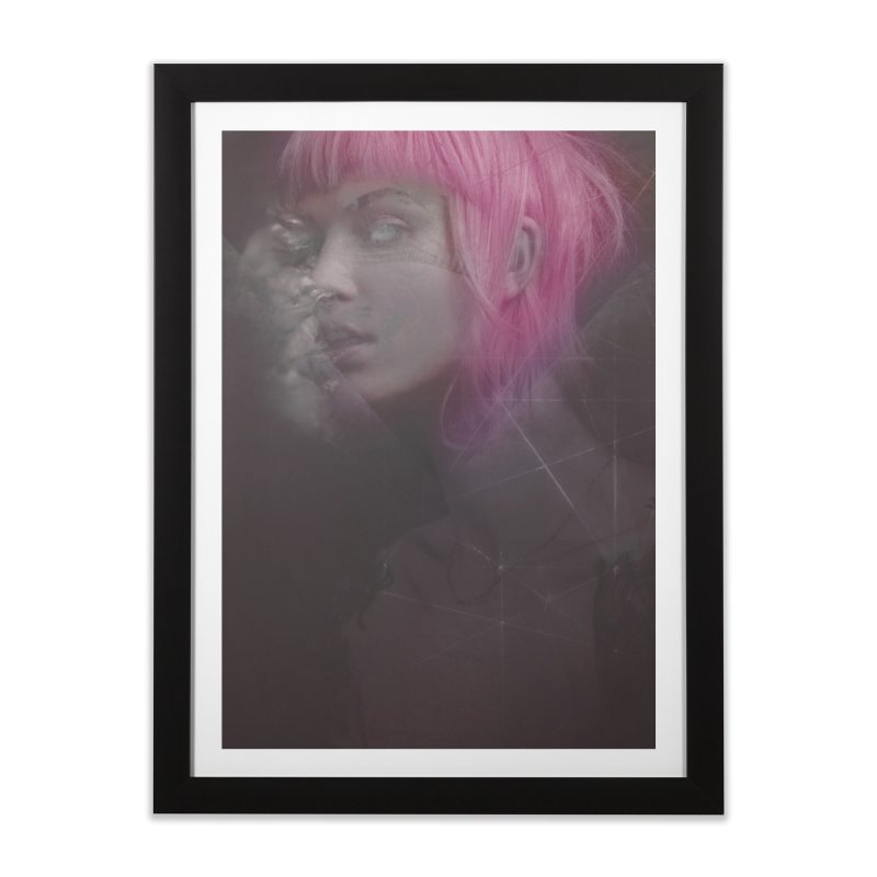 Missing Home Framed Fine Art Print by George Ravenkult Cotronis
