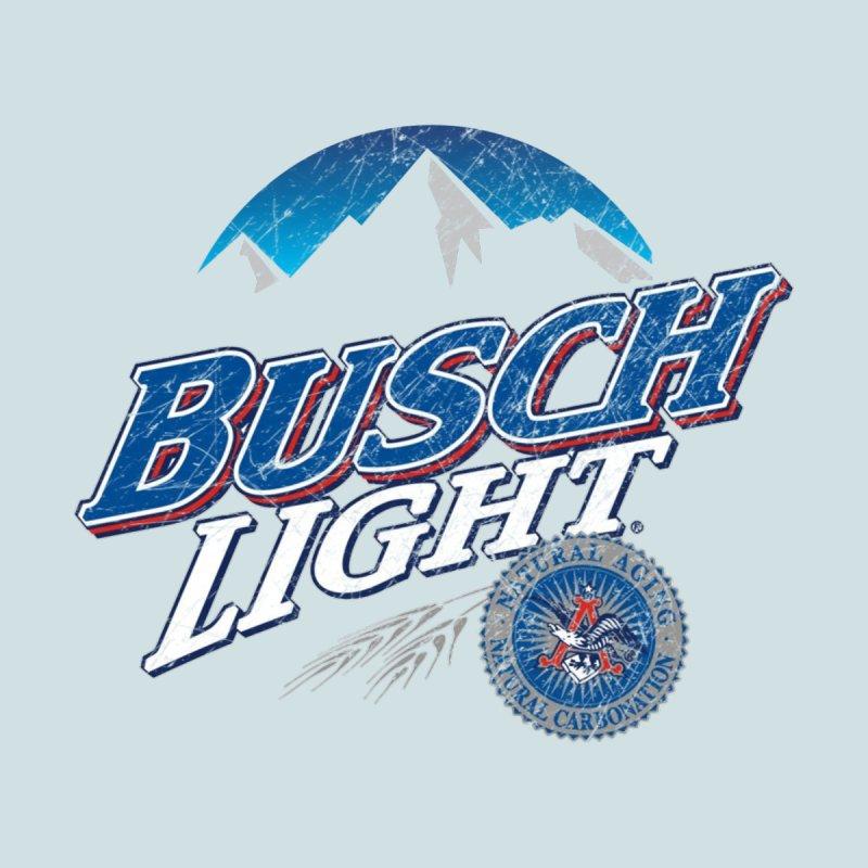 Cottonparadise Busch Light Beer Logo Home Fine Art Print