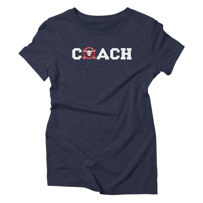 CFD Coach Shirt Women's T-Shirt by Courage Fitness Durham