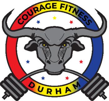Courage Fitness Durham Logo