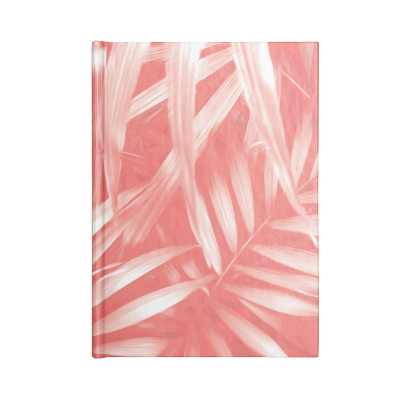 Tropical Sundae in Red Accessories Notebook by covereaux's Artist Shop
